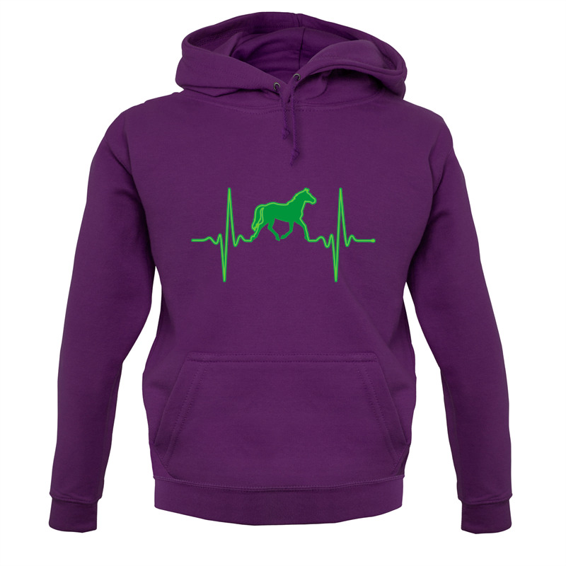 Evolution Of Horse Riding Racing  Unisex Mens Womens Hoodie Present Size S-XXL